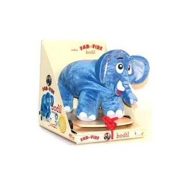 Bodil - Elefant / Magnet / Trækplade