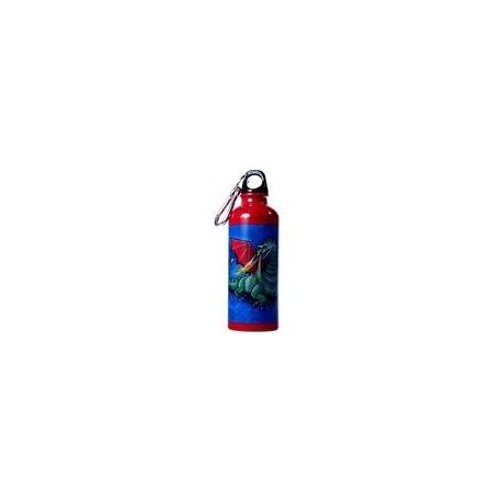 Drikkeflaske - Drage / Aluminium