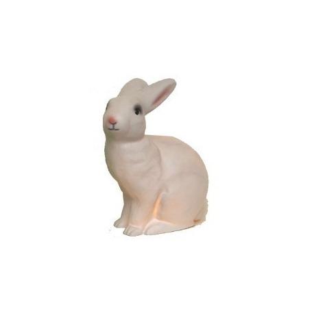 Super sød kanin lampe