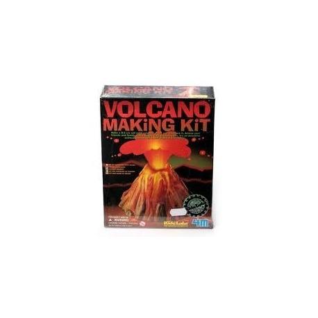 Vulkan - Byg Selv / Lys / Udbrud