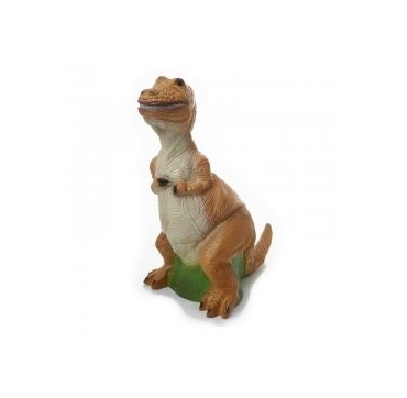 Lampe, brun Dino