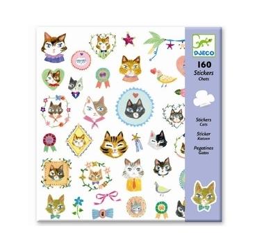 Klistermærker - Katte
