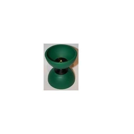 Diabolo`s Rubberking grøn - Jonglering