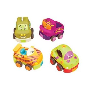 Wheeeels Træk-tilbage Biler