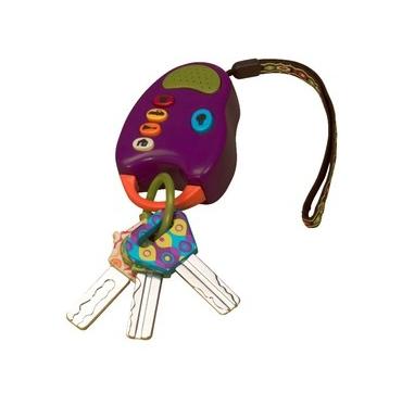 Baby nøgler