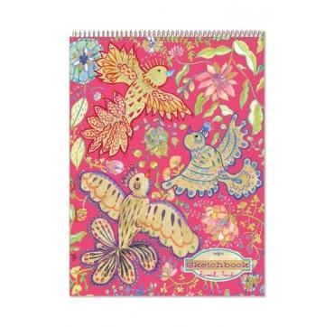 Sketchbook, Guld fugle