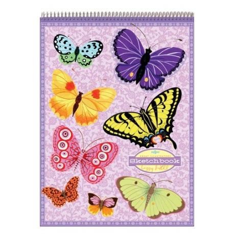 Sketchbook, Sommerfugle