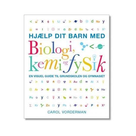 Hjælp dit barn med Biologi, kemi og fysik