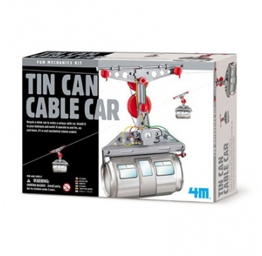 Svævebane - Tin Can