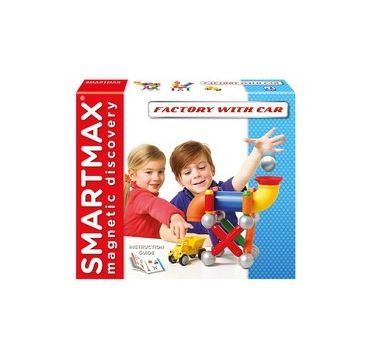Smart Max - Factory with car