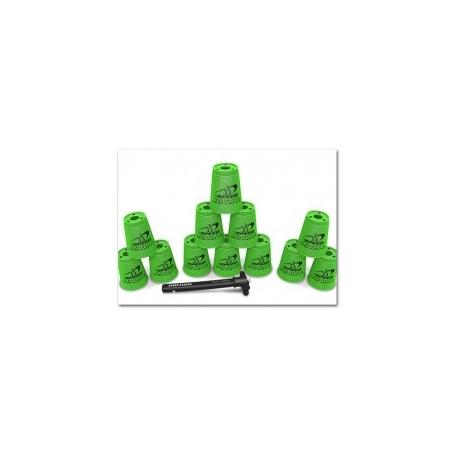 Speed Stacks Neon Grøn