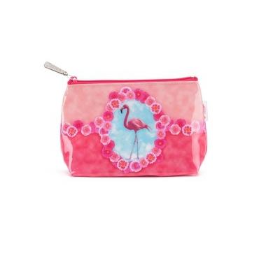 Toilet taske Flamingo