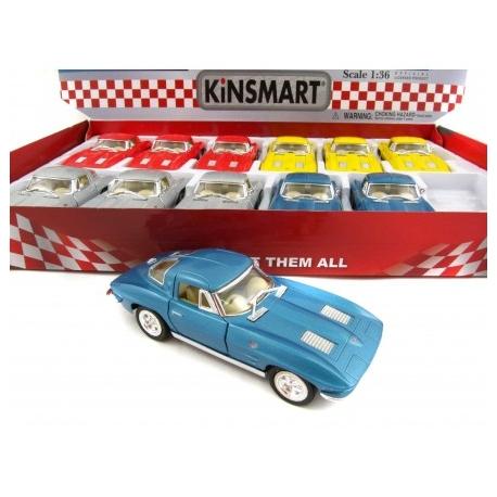 Corvette 1963 bil