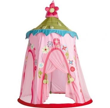 Et smukt telt