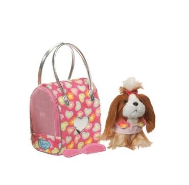 Hund i taske - Pink