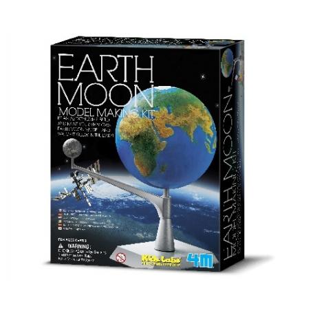 Jorden og Månen