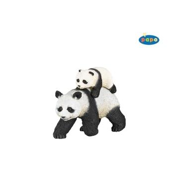 Panda og babypanda