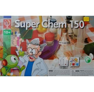 Kemi sæt med 150 forsøg