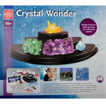 Krystal Dyrkning