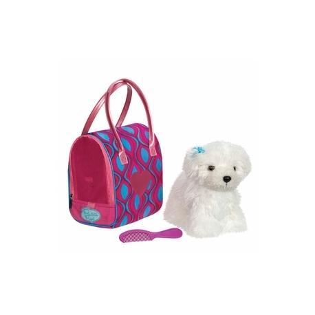 Hund i taske Bichon