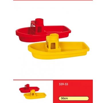 Slæbe båd