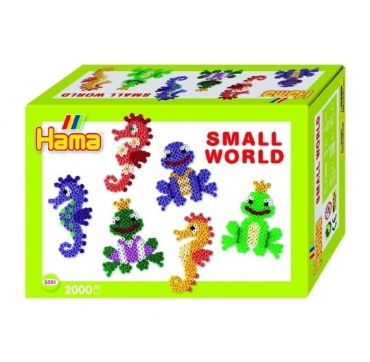 HAMA - Small World