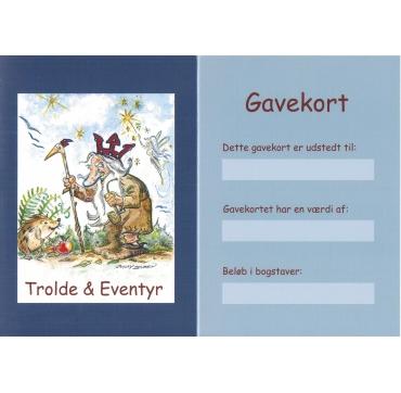 Gave kort til trolde & Eventyr