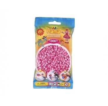 Hama perler Pink