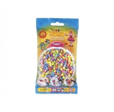 Hma perler mix pastel