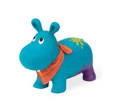 B-Toys Hoppe flodhest