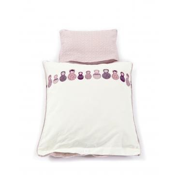 Smallstuff Dukkesengetøj barbuska