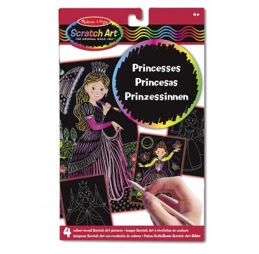 Scratch - Prinsesse