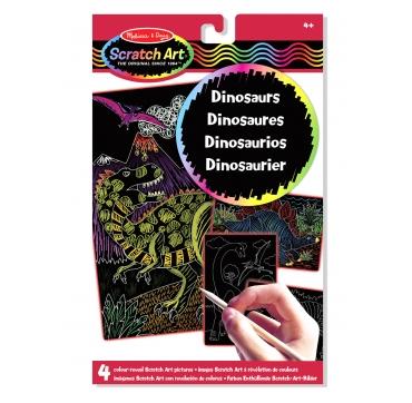 Scratch - Dinosaurus