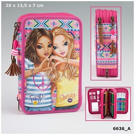 Topmodel penalhus to piger