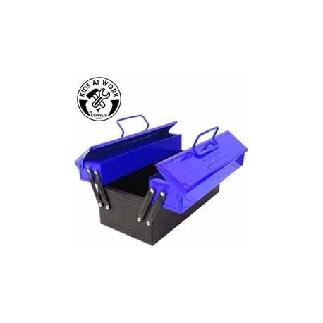 Værktøjs kasse i metal