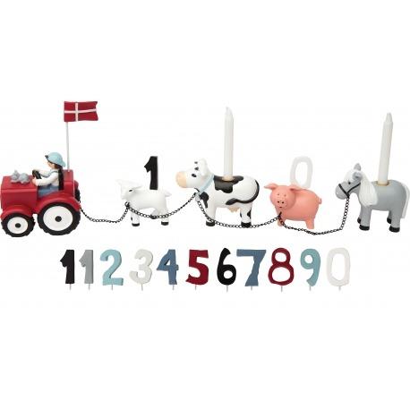 Kids by Friis Bondegård fødselseldag