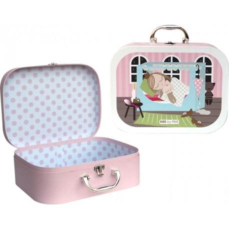 Kids by Friis kuffert med Prinsessen på ærten
