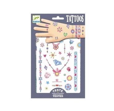 Djeco tattoo