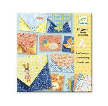 Djeco kort og kuvert