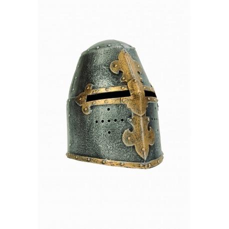 Ridder hjelm flot