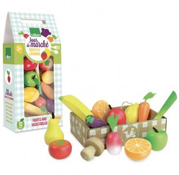 Vilac legemad frugt og grønt