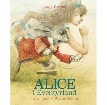 Bog Alice i Eventyrland