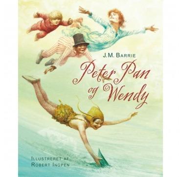 Bog Peter Pan og Wendy