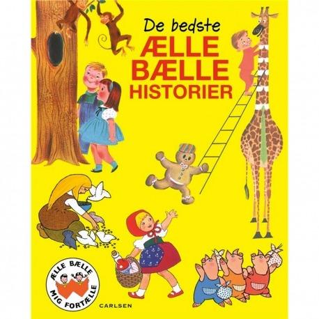 Bog Dee bedste Ælle Bælle Historier
