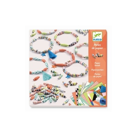 Djeco papir perler