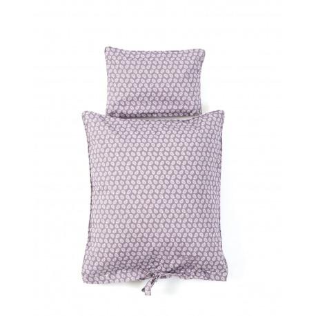 Smallstuff sengetøj lilla