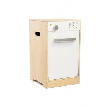 Opvaskemaskine i træ