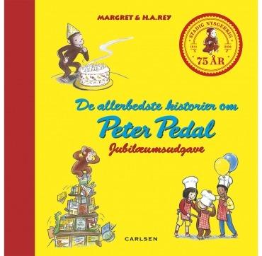 peter Pedal kæmpe bog
