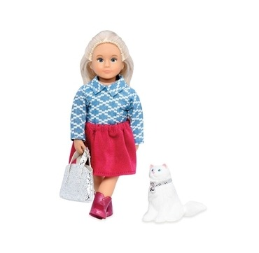 Lori dukke Kaydence og Kiki