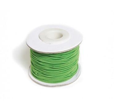 Grøn elastiksnor
